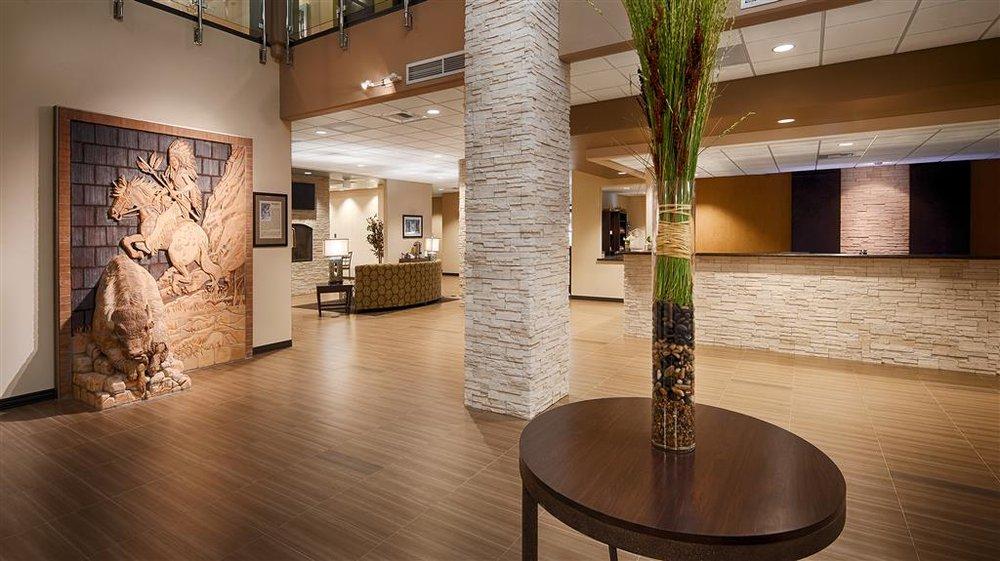 Best Western Plus Havre Inn & Suites: 1425 Highway 2 NW, Havre, MT