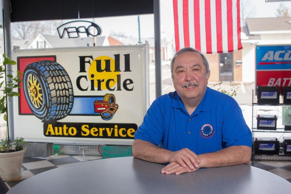 Full Circle Auto Service: 510 S Lincoln Ave, O Fallon, IL