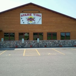 Photo Of Spare Time Bowl Bar Grill Turtle Lake Wi United States