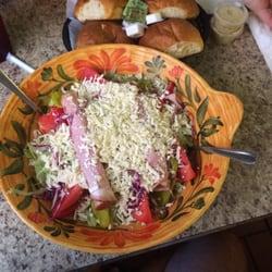 Photo Of Abc Pizza Restaurant Chiefland Fl United States Large Greek Salad