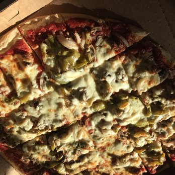 photo of pizza cucina oswego il united states the four topping pizza