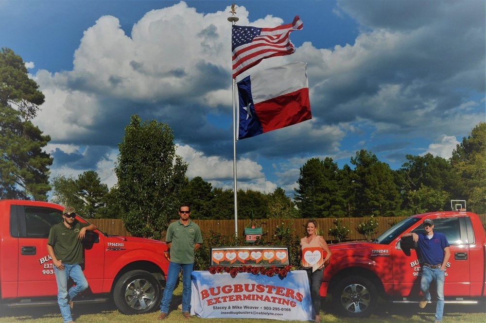 BugBusters Exterminating: 5622 Country Club Rd E, Longview, TX
