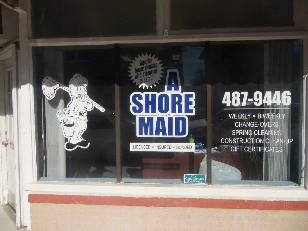 A Shore Maid