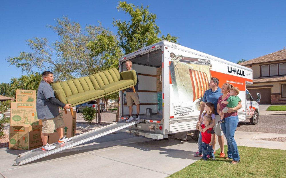 Ramos Moving Company: 752 Pauline Ave, Morristown, TN