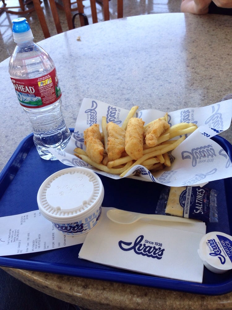 Ivars Fast Food Menu Calories