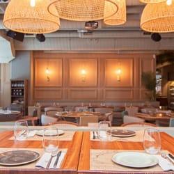 Marieta 34 fotos y 18 rese as europeo moderno paseo - Marieta restaurante madrid ...