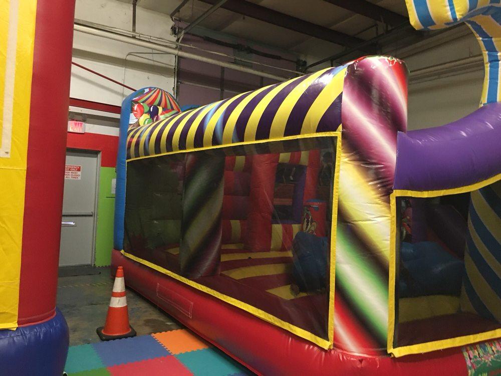Aim High Indoor Bounce of Mesquite: 1210 W Scyene Rd, Mesquite, TX