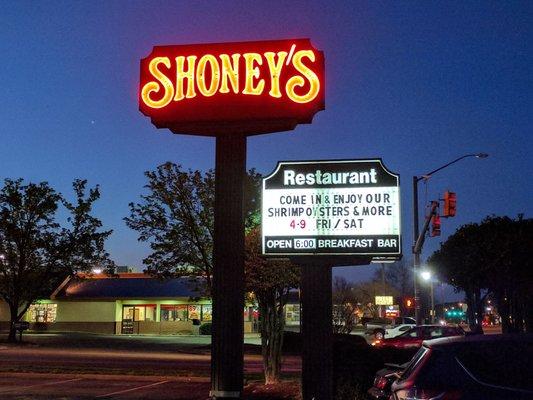 Shoneys Restaurant 721 Battlefield Blvd N Chesapeake Va Foods