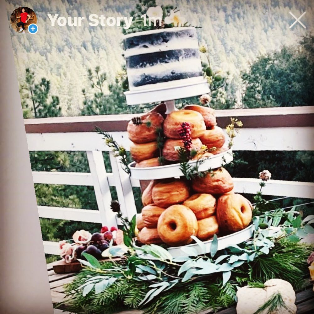 Amelia's Donuts & More: 54300 N Cir Dr, Idyllwild, CA
