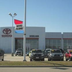 Uebelhor Toyota Jasper >> Uebelhor Toyota Service Auto Repair 788 W 12th Ave Jasper In