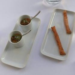 photo of cucina cereda ponte san pietro bergamo italy crema di pomodori