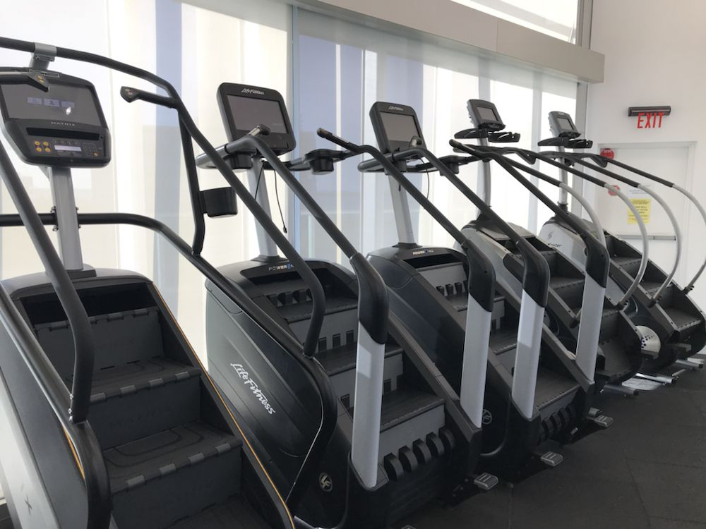 Photo Of Flamingo Fitness Center   Miami Beach, FL, United States. Five  Stairmasters