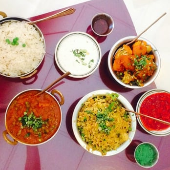 Shalimar Indian Restaurant Indianapolis