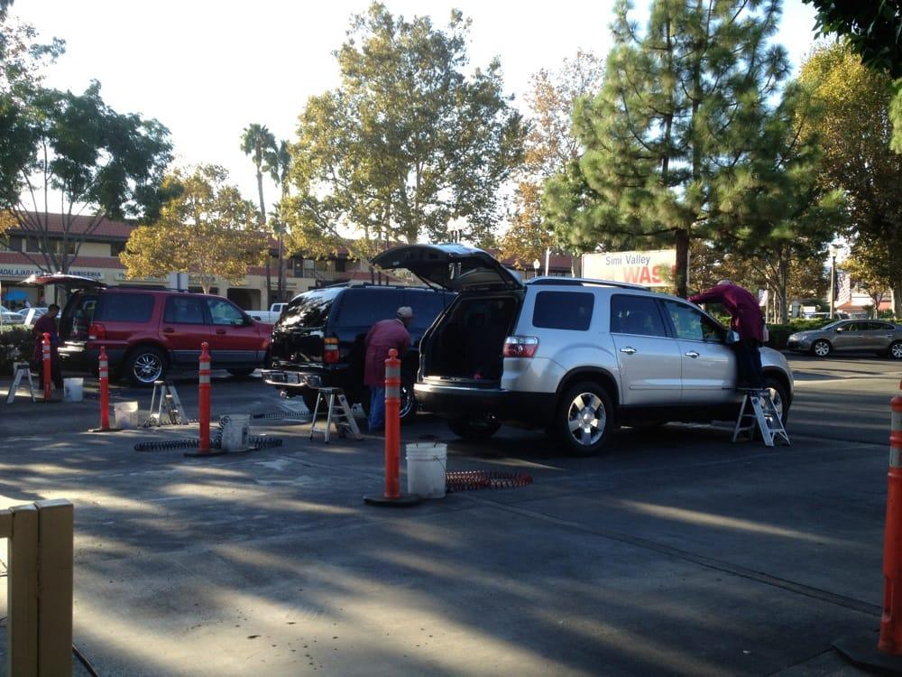 Simi Valley Car Wash Yelp