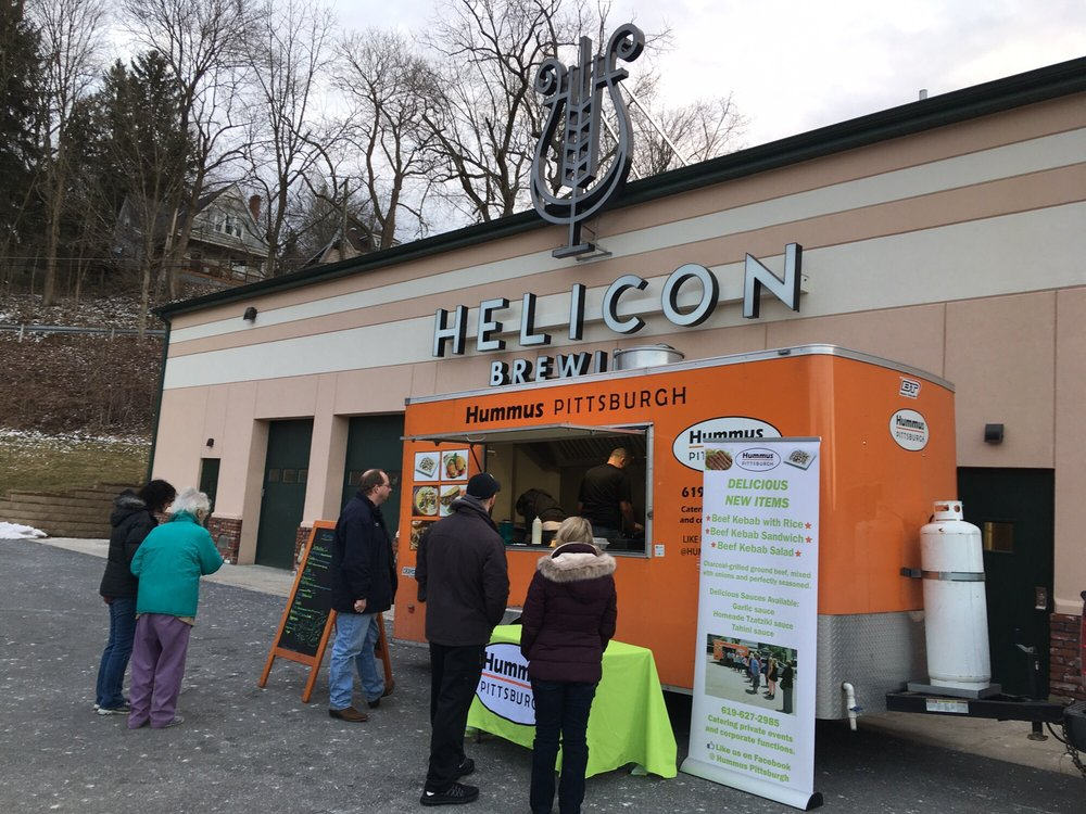 Helicon Brewing: 102 Union Ave, Oakdale, PA