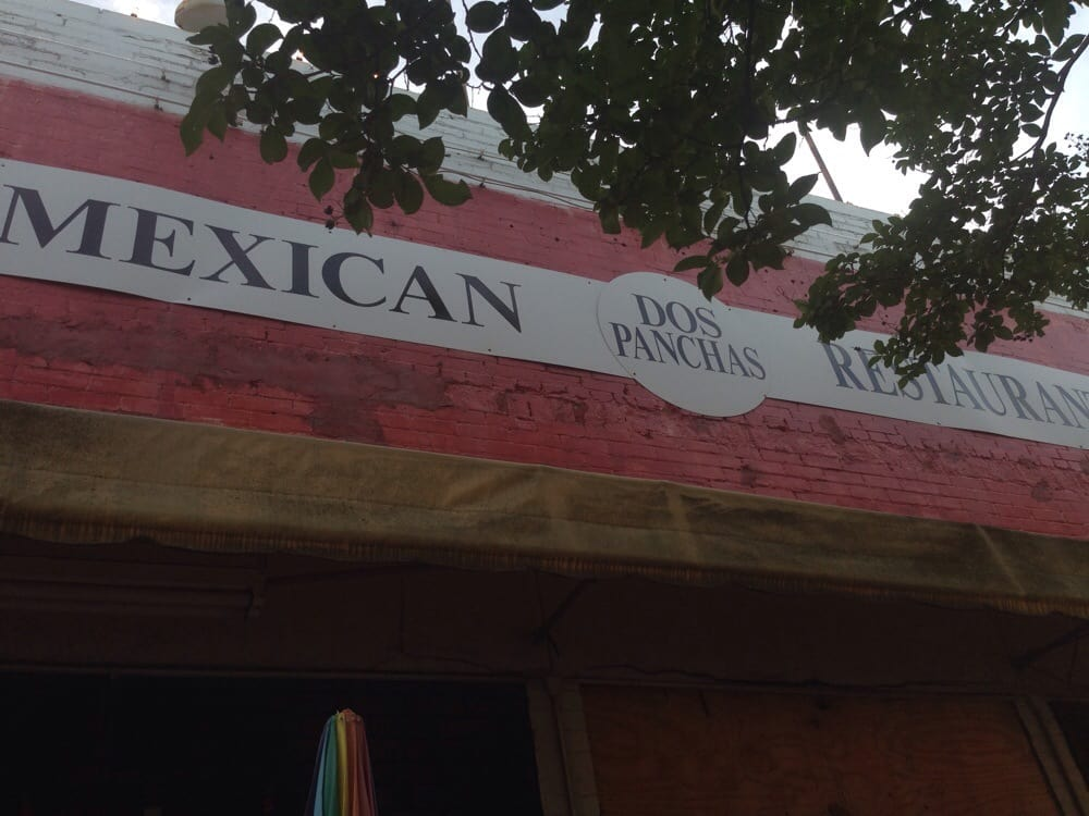 Photo Of Dos Panchas Mexican Restaurant Mesquite Tx United States