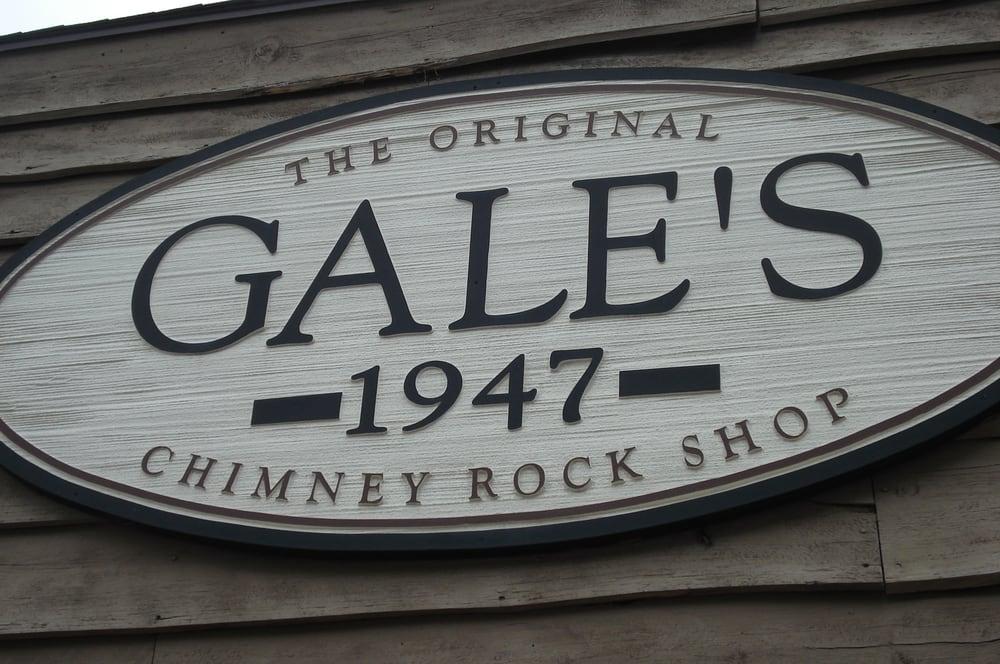 Gales Chimney Rock Shop: 418 Main St, Chimney Rock, NC