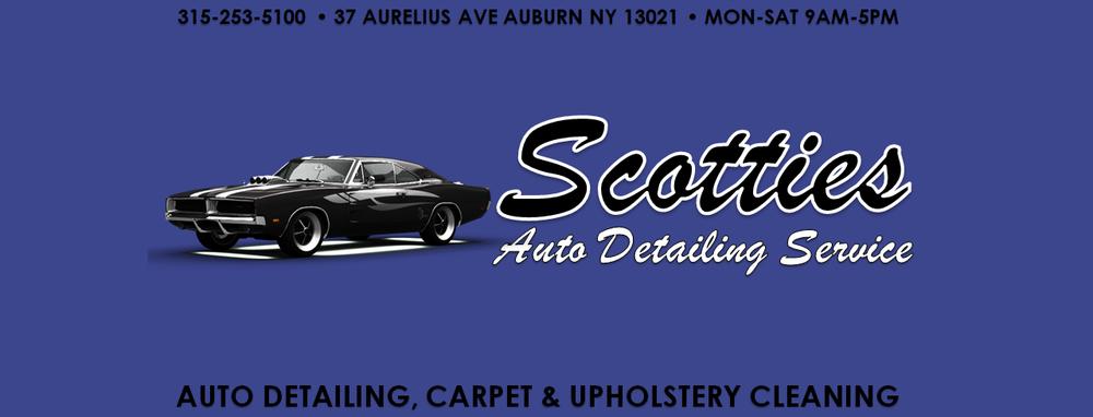 Scottie's Auto Detailing: 37 Aurelius Ave, Auburn, NY
