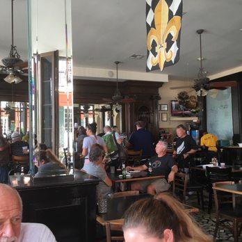 Cafe Pontalba New Orleans Menu