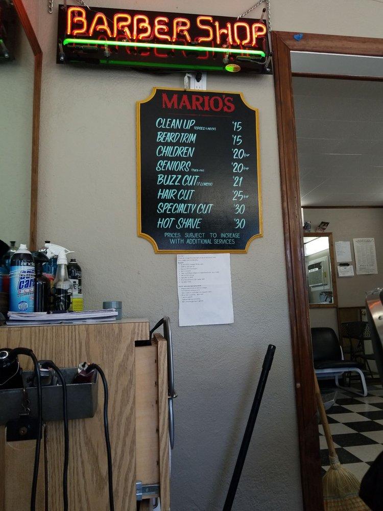 Mario's Barber Shop: 3154 Alum Rock Ave, San Jose, CA