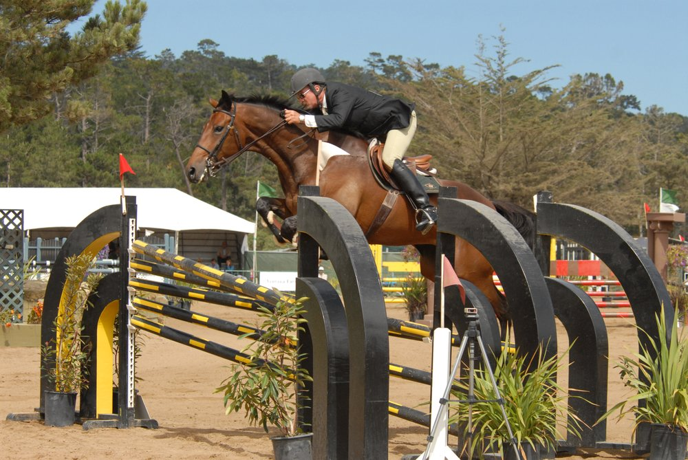 Photo Of Pebble Beach Equestrian Center Ca United States
