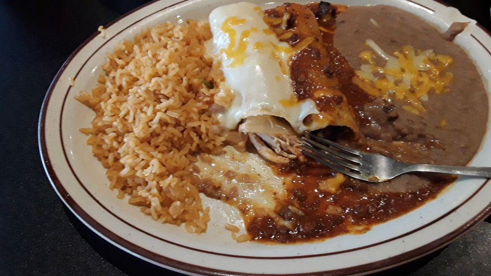 Jorge's Mexican Kitchen: 9244 N Hiwassee Rd, Jones, OK