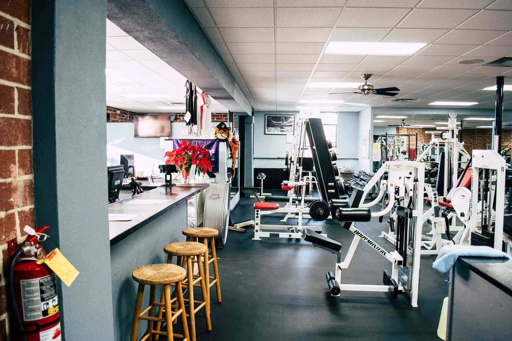 Madison Fitness Center: 1290 Eatonton Rd, Madison, GA