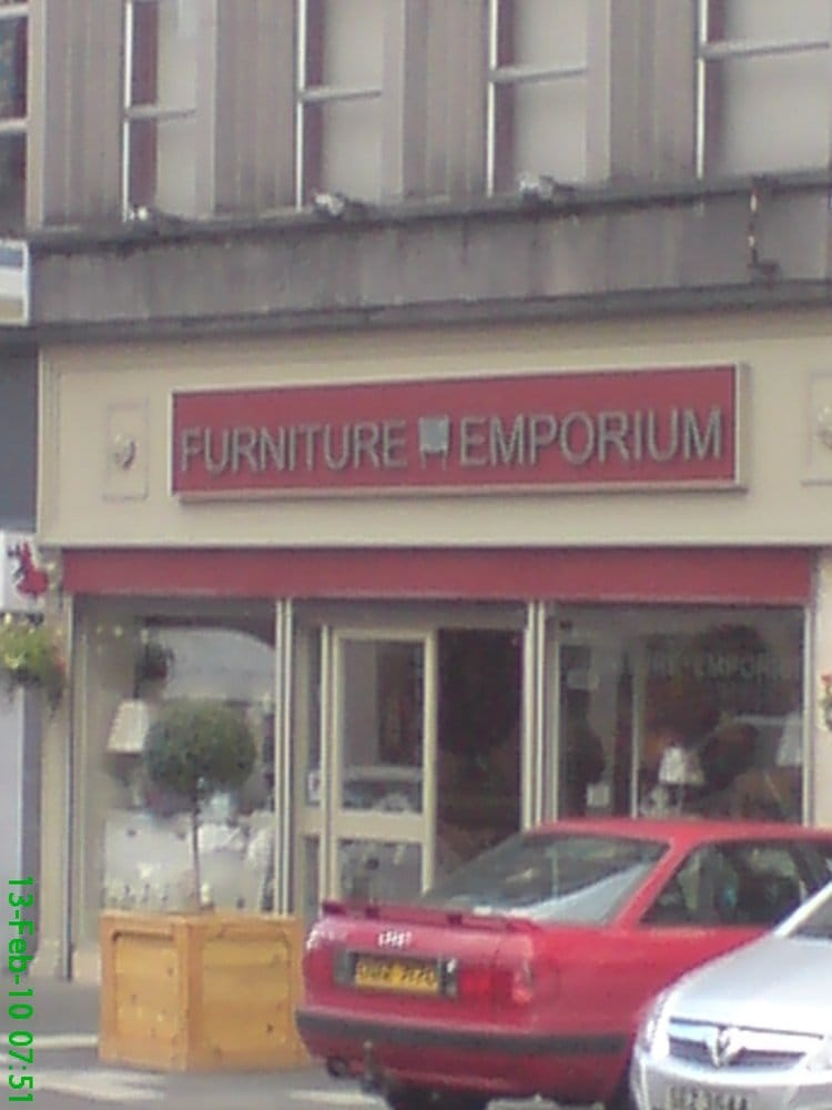 Furniture emporium furniture shops 177 donegall street for Furniture emporium