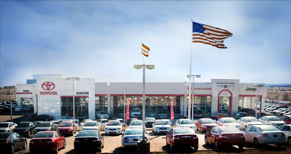 Watermark Toyota Car Dealers 1055 Crossing Pl