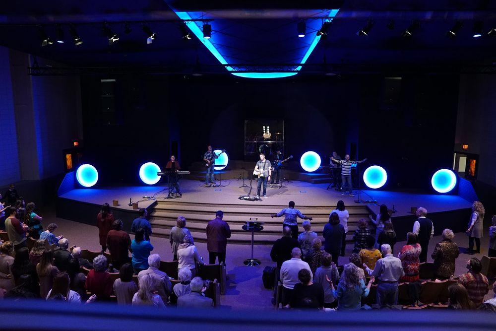 New Life Covenant Church: 1819 W Douglas Ave, Wichita, KS