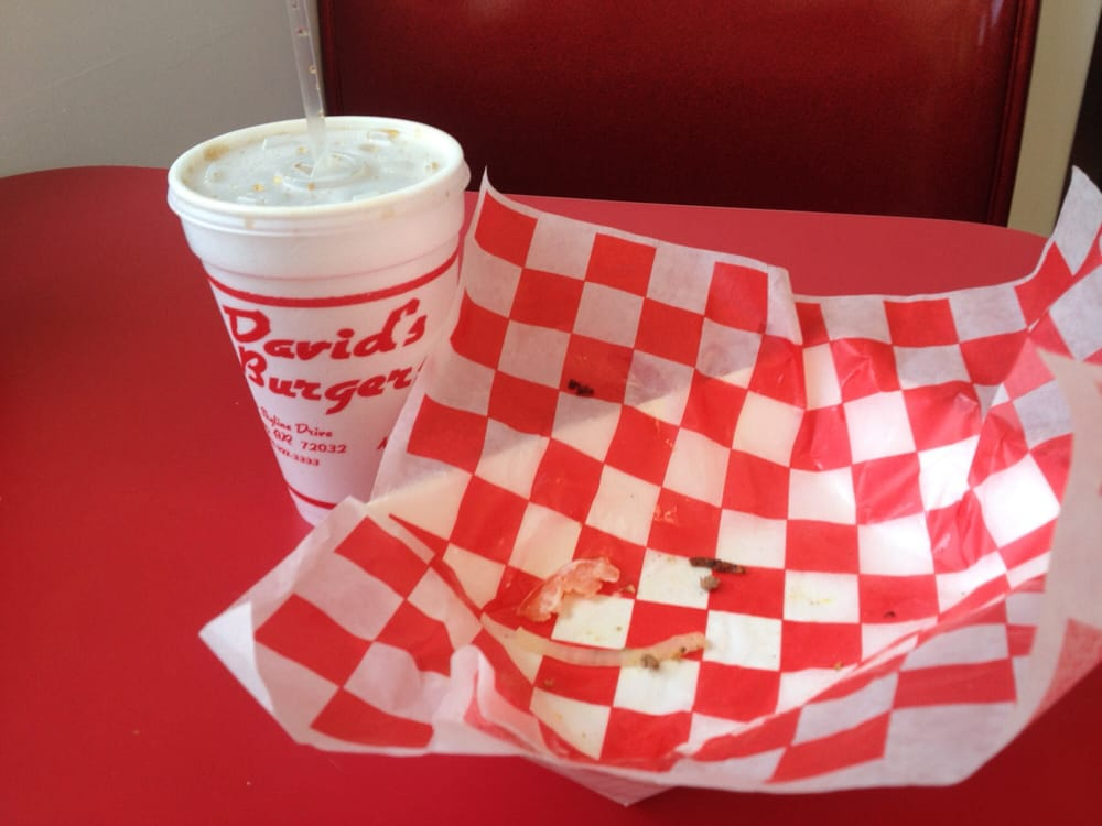 David's Burgers: 102 Country Club Pkwy, Maumelle, AR