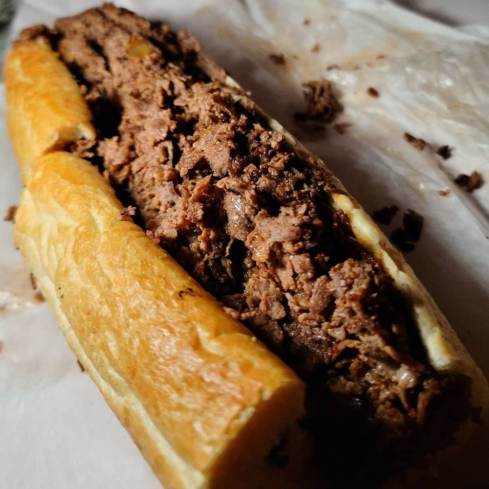 Food from Steak and Hoagie Factory