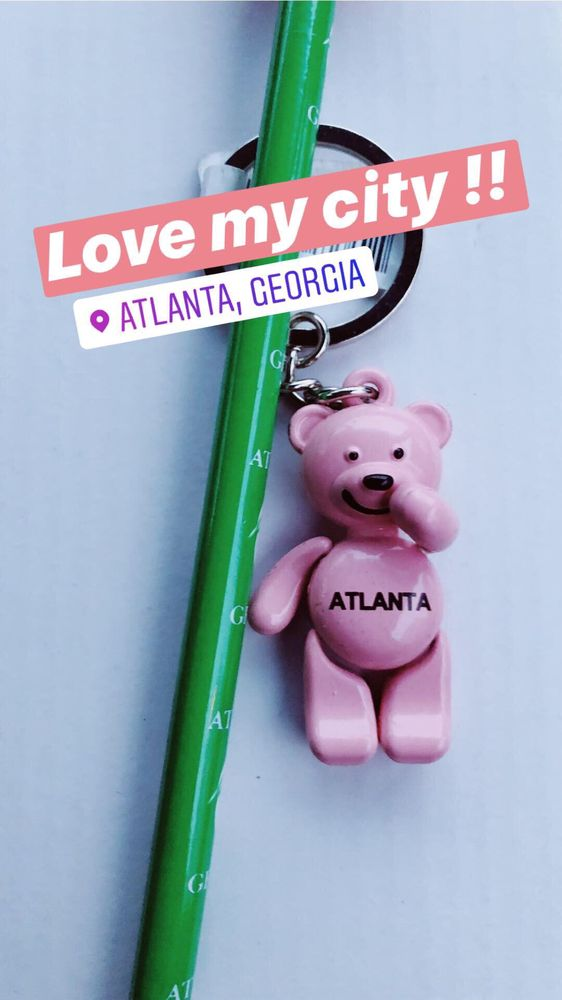 Atlanta Souvenir & T-Shirt Shop: 590 W Peachtree St NW, Atlanta, GA