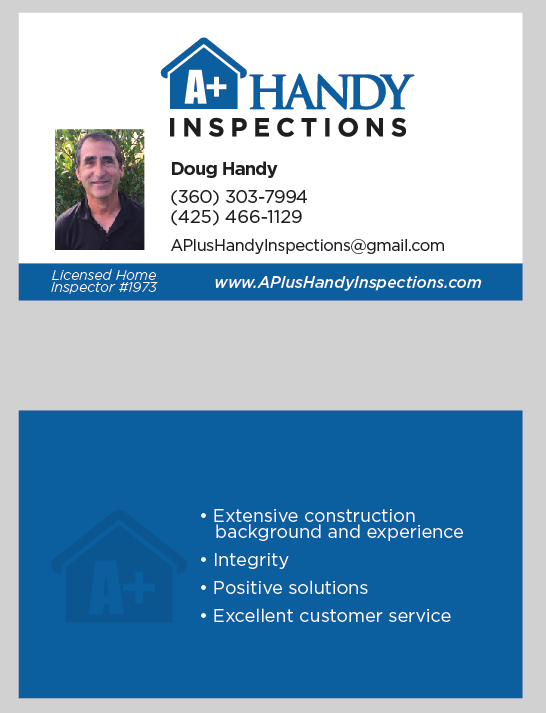 A+ Handy Inspections: Bellingham, WA