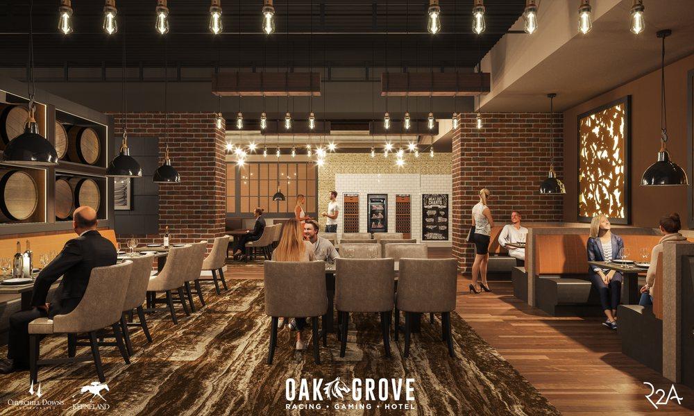 Oak Grove Racing, Gaming, & Hotel: 777 Winners Way, Oak Grove, KY