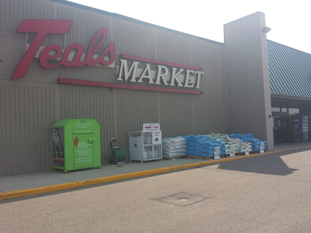 Teal's Market: 970 W State Hwy 23, Paynesville, MN
