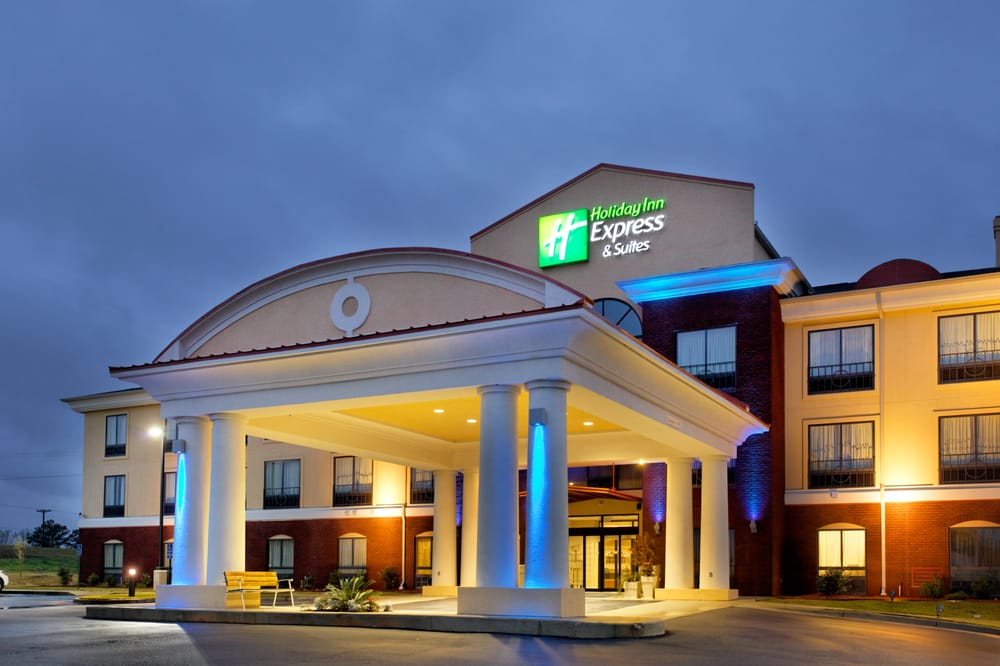 Holiday Inn Express & Suites Andalusia: 16727 US Hwy 84, Andalusia, AL
