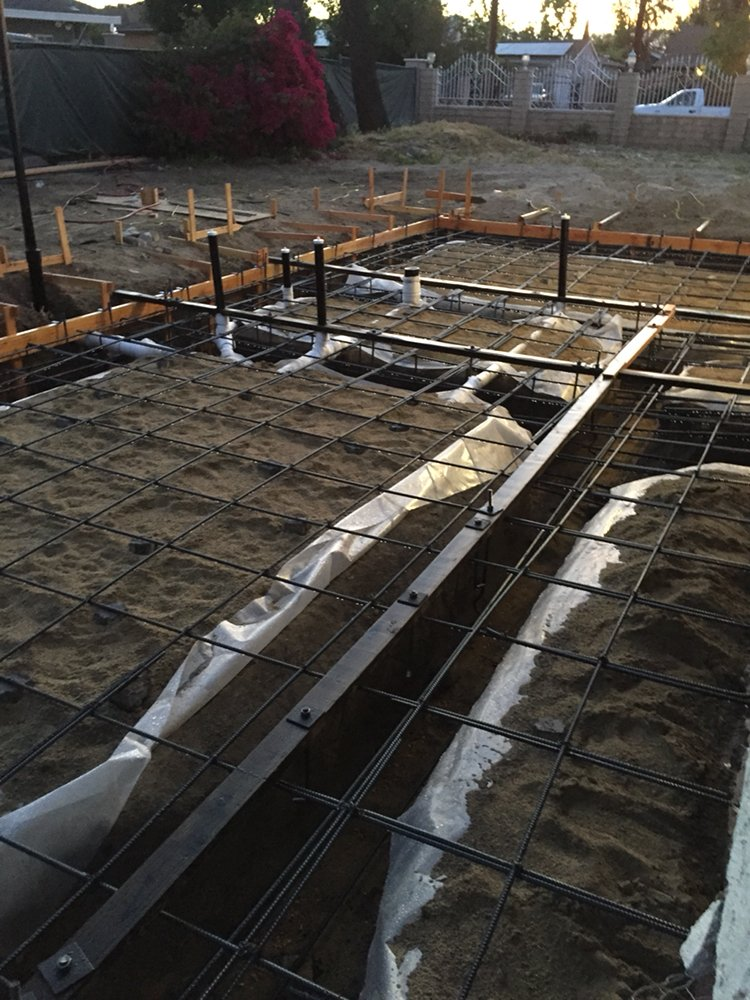 Ready for floor rough plumbing inspection - Yelp