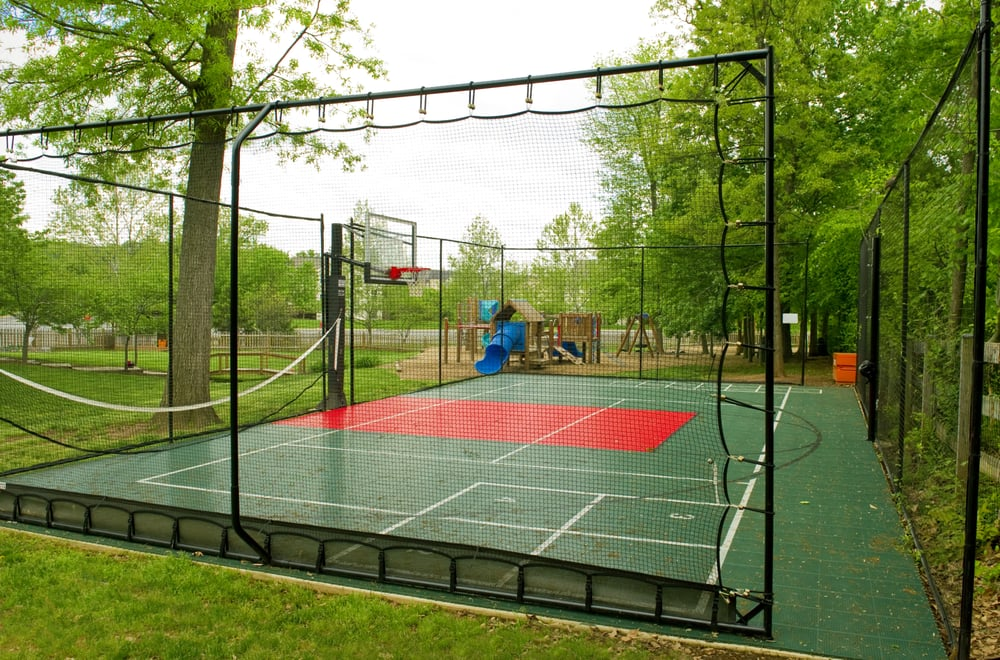 Our Multi Sport Court Yelp