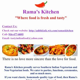 Photo Of Ramau0027s Kitchen   Elk Grove, CA, United States. Business Contact  Info