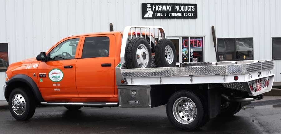 Dodge Flatbed By Highway Products 1 800 Tool Box Yelp