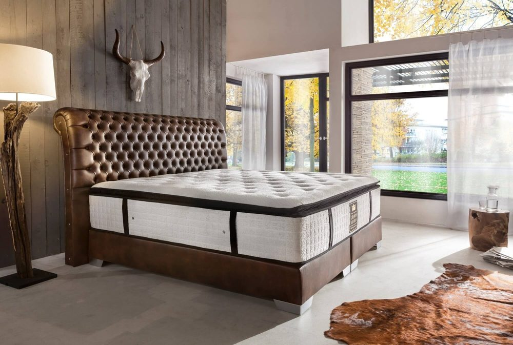 Luxus Boxspringbett Mit Luxus Matratze Yelp