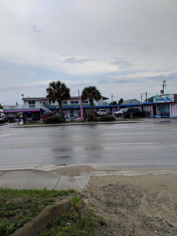 Caribbe Inn: 309 E Fort Macon Rd, Atlantic Beach, NC