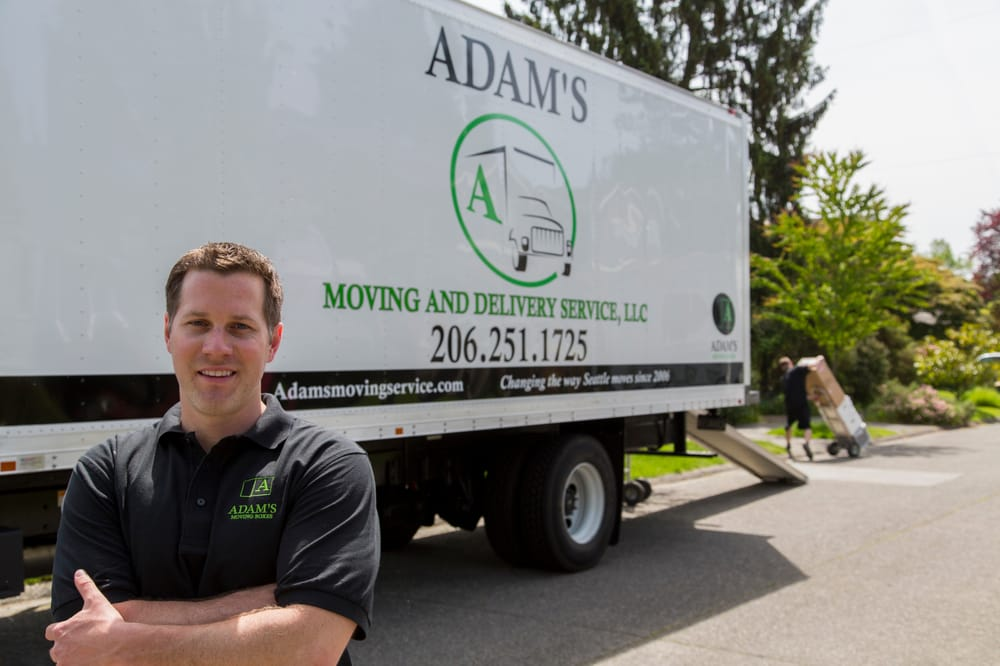Adam's Moving & Delivery Service