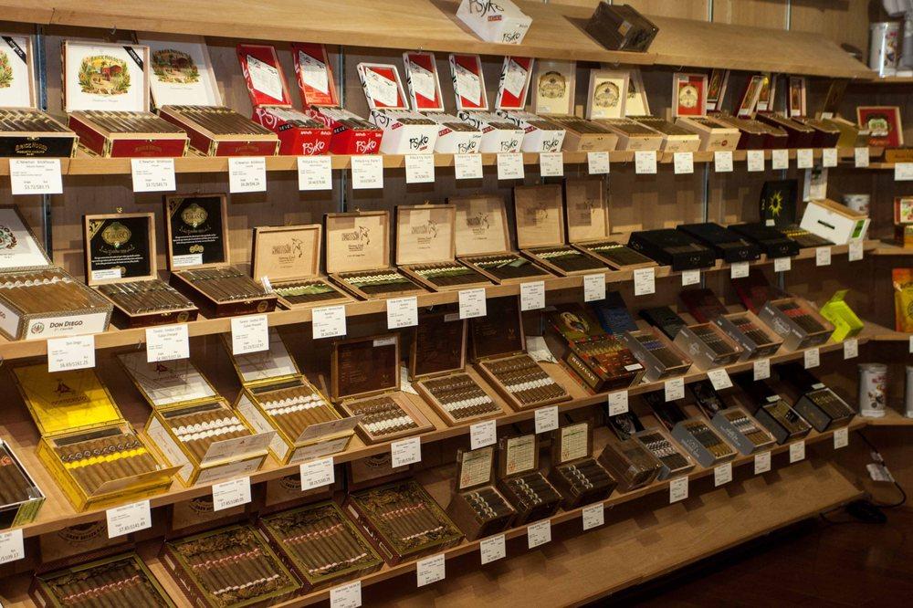 Smokin' Bear Cigars: 1974 West Perimeter Rd, Steamburg, NY