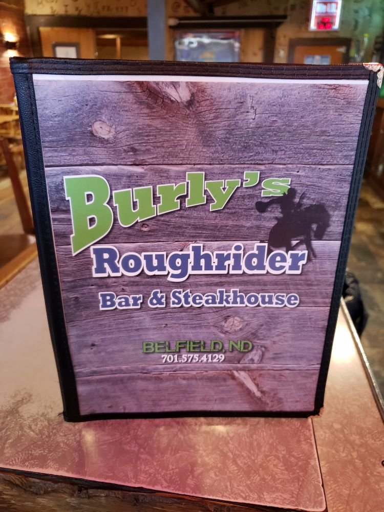 Roughrider Bar: 125 Main St N, Belfield, ND