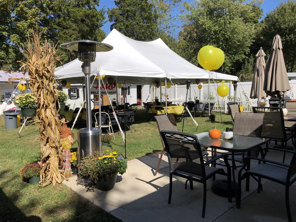 Central Jersey Tent Rentals: 1302 Pheasant Run, Monmouth Junction, NJ