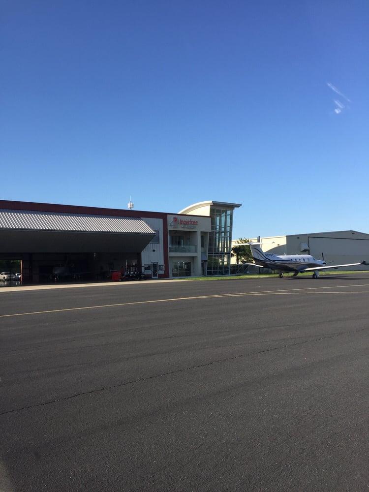 Innisfree Jet Center: 4343 Jerry L Maygarden Rd, Pensacola, FL