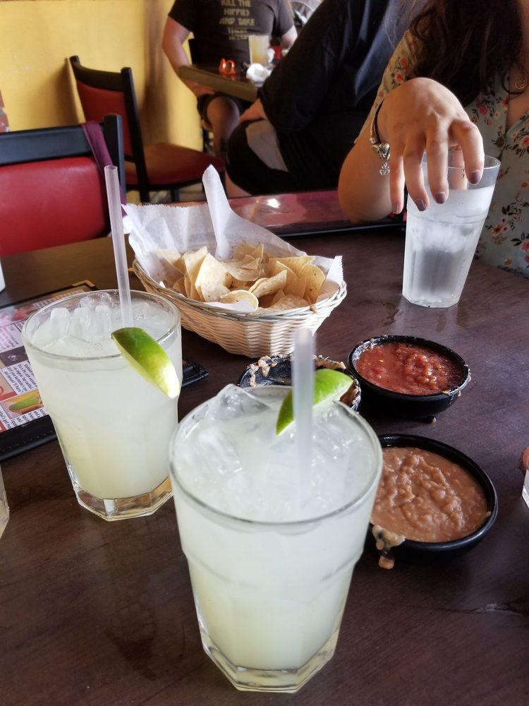 Food from Los Amigos Bar & Grill