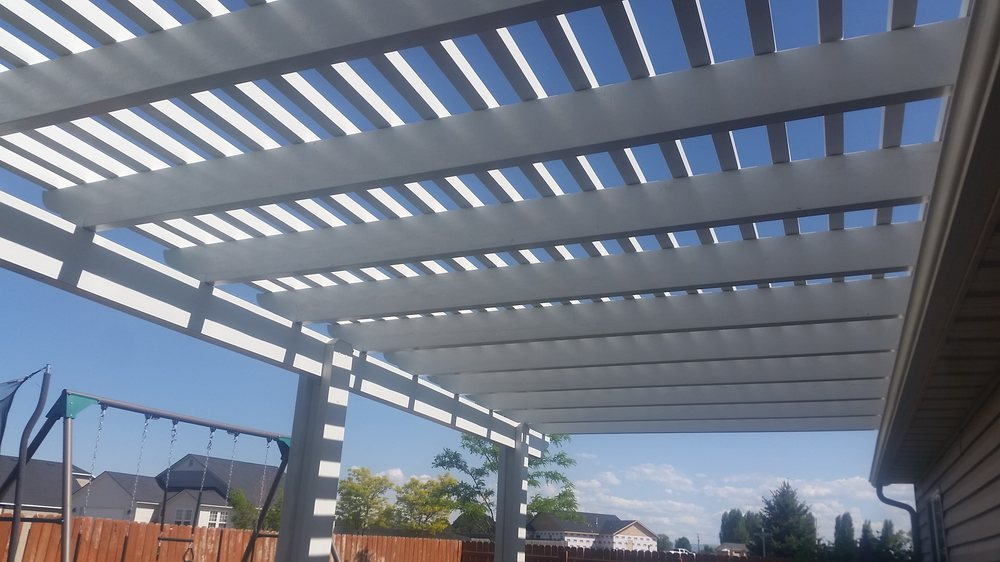 Superior Patio Covers: 3785 N 3386th E, Kimberly, ID